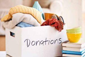 Ajutoare caritabile