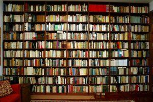 biblioteca barbatului superior